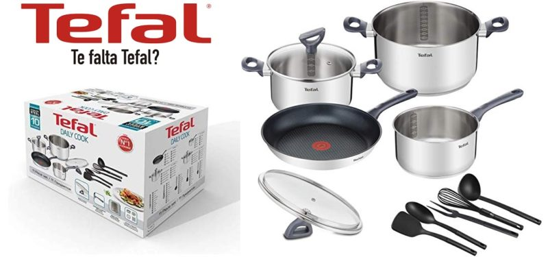 Set Completo Tefal Daily Cook