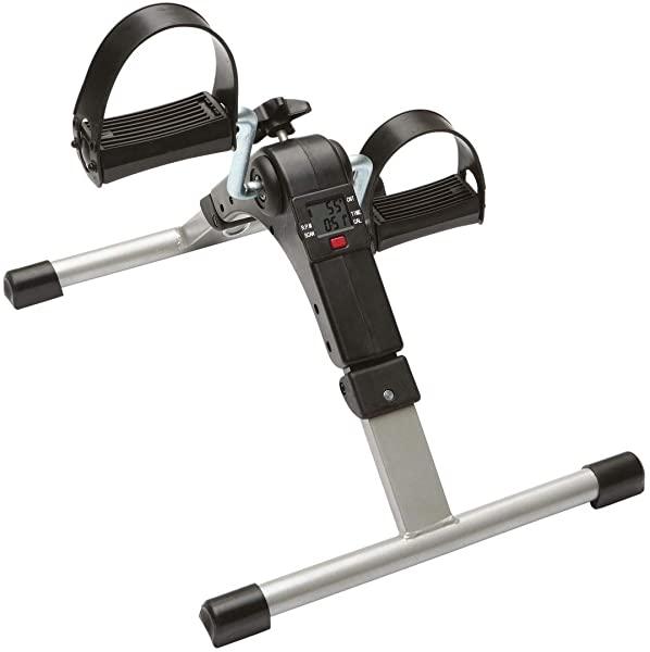 Ejercitador de pedales con pantalla digital NRS Healthcare M37352