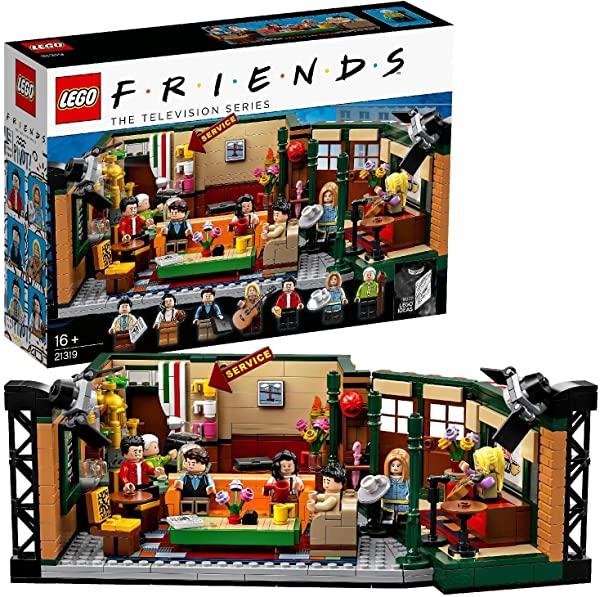 LEGO Ideas - Central Perk 25 aniversario de Friends
