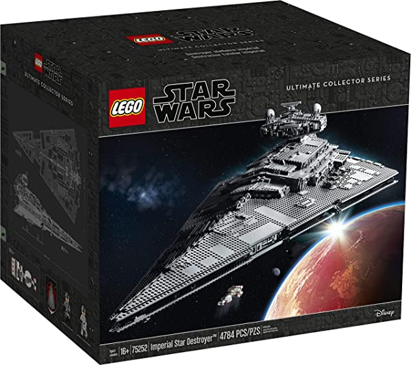 LEGO Star Wars Destructor Estelar Imperial (75210)