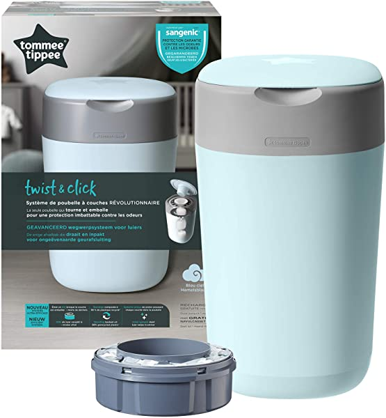 Tommee Tippee Simplee Sangenic Twist & Click