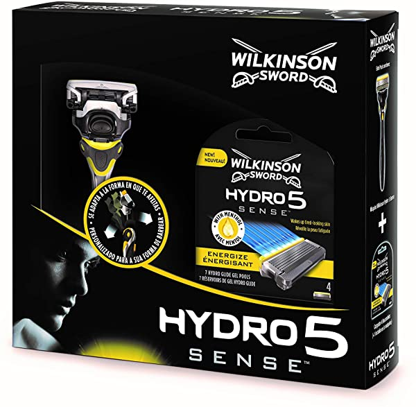 Wilkinson Sword Pack Hydro 5 Sense