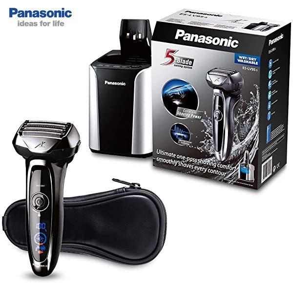 Afeitadora recargable Panasonic ES-LV95