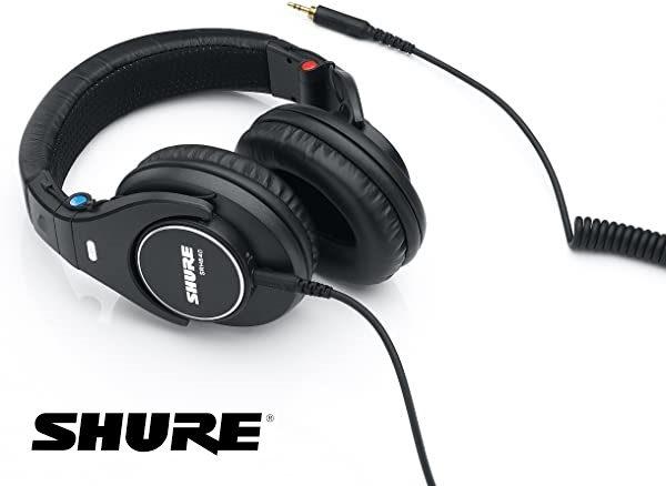 Auriculares de estudio Shure SRH840