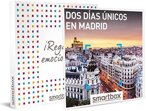 Caja Regalo Smartbox Dos días únicos en Madrid