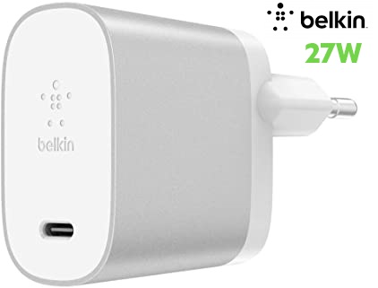 Cargador doméstico Belkin USB-C™ BOOST↑CHARGE™ de 27 W