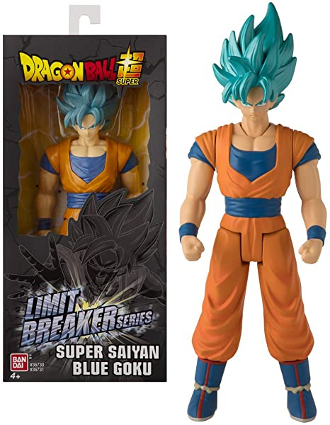 Figura Bandai Dragon Ball Super - Goku Super Saiyajin Blue