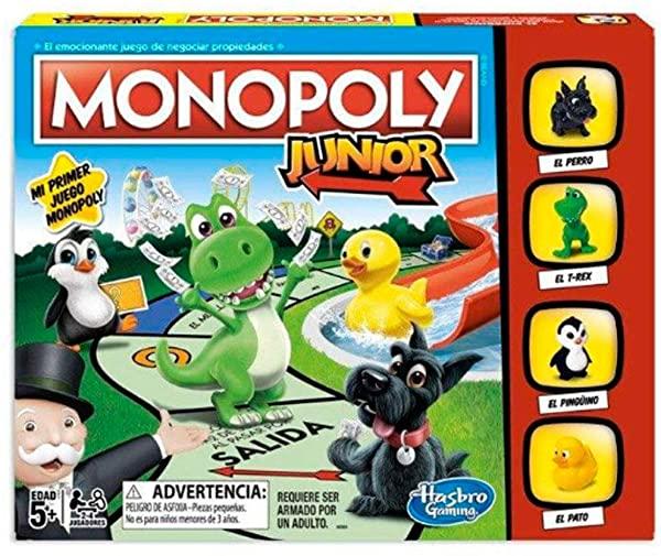 Monopoly Junior para los más pequeños