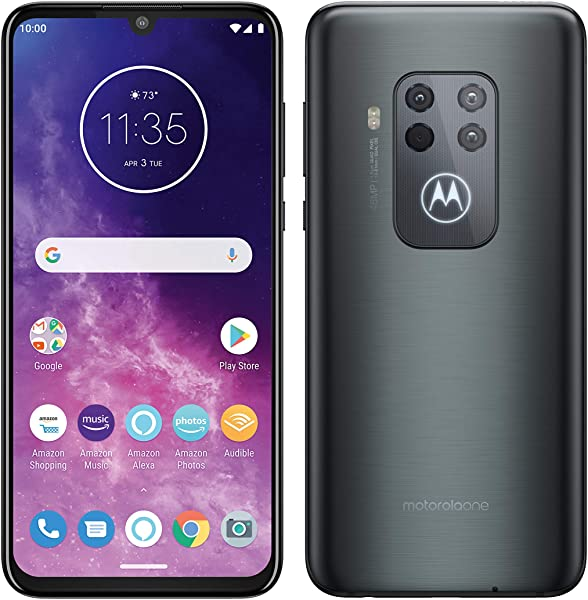 Oferta Motorola One Zoom con Alexa Hands-Free