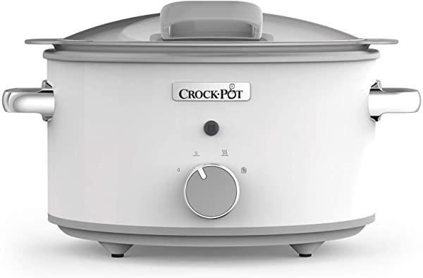 Olla de cocción lenta Crock-Pot Duraceramic CSC038X