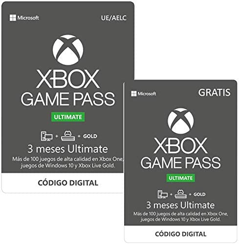 Suscripcion Xbox Game Pass Ultimate