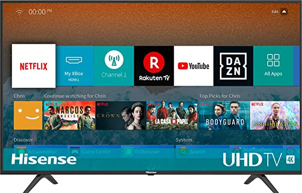 TV HISENSE 50B7500 (LED - 50'' - 127 cm - 4K Ultra HD - Smart TV)TV HISENSE 50B7500 (LED - 50'' - 127 cm - 4K Ultra HD - Smart TV)