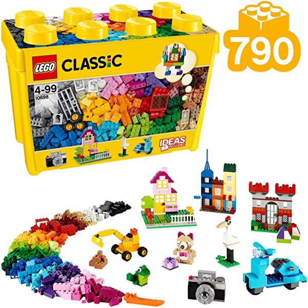 LEGO CLASSIC Creativos Grande 790 piezas (10698)