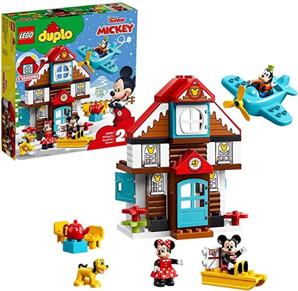 LEGO DUPLO Disney Casa de Vacaciones de Mickey (10889)