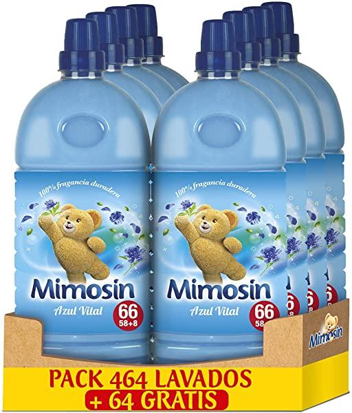 Mimosin Concentrado Suavizante Azul Vital