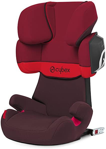 ¡Chollo! Silla de coche Cybex Silver Solution X2-Fix Grupo 2/3