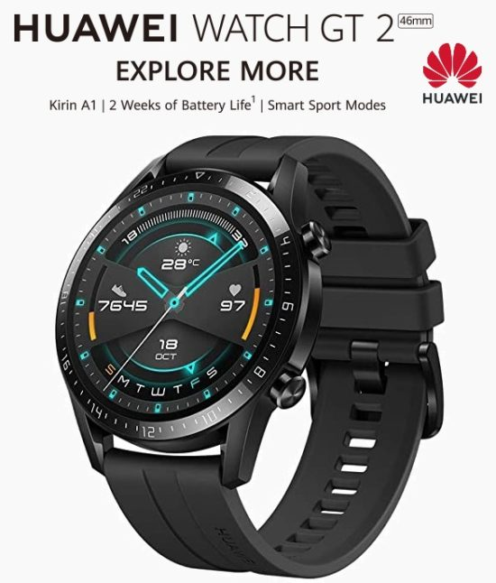 Smartwatch Huawei Watch GT2 Sport