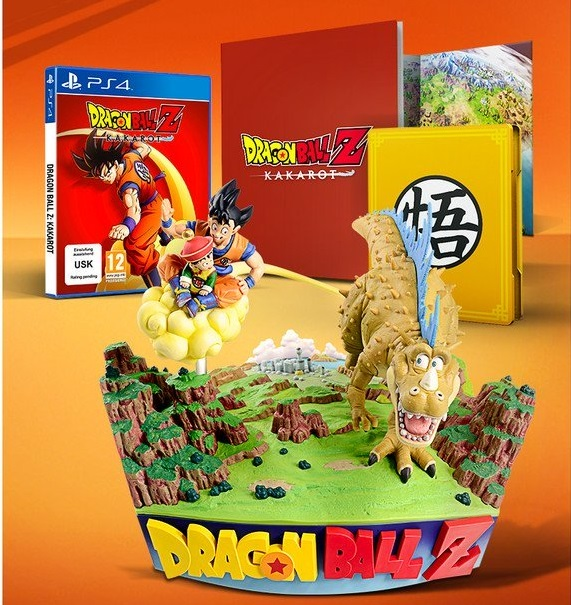 Dragon Ball Z Kakarot Collectors Edition PS4