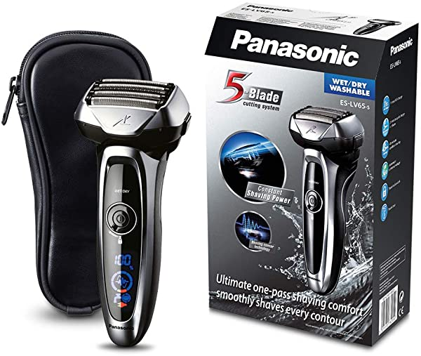Afeitadora recargable Panasonic ES-LV65s