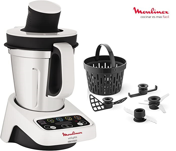 Robot de cocina Moulinex Volupta HF4041