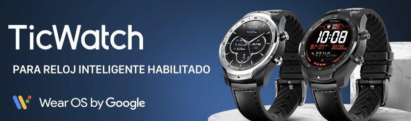 Smartwatch Ticwatch Pro 2020