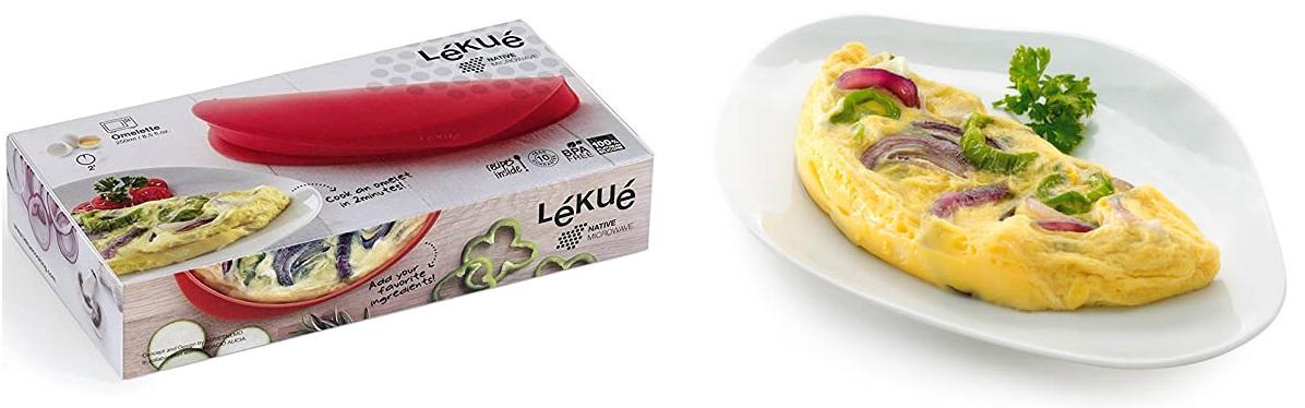 Molde para tortilla francesa Lékué Omelette