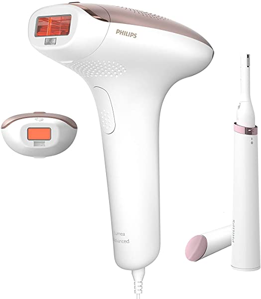 Depiladora IPL Philips Lumea Advanced BRI921 + Lápiz recortador
