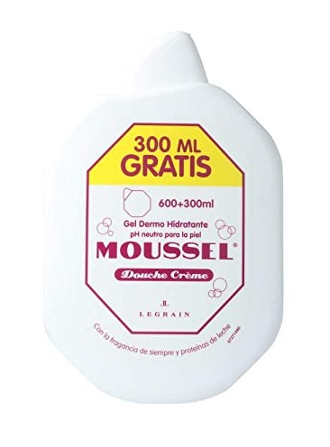 Moussel Gel Creme Hidratante de 900ml