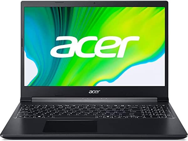 Ordenador portátil Acer Aspire 7 de 15.6' FHD