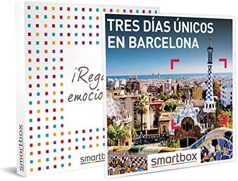 Caja Regalo Smartbox Tres días únicos en Barcelona