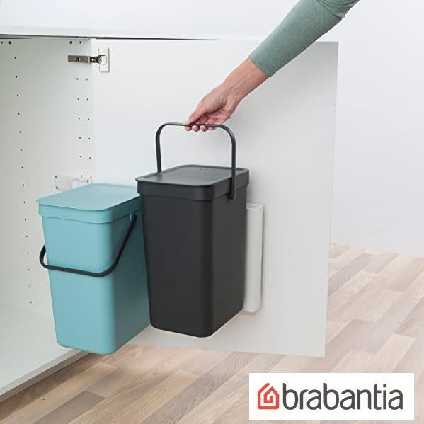 Brabantia Sort & Go Cubo Integrado de Basura