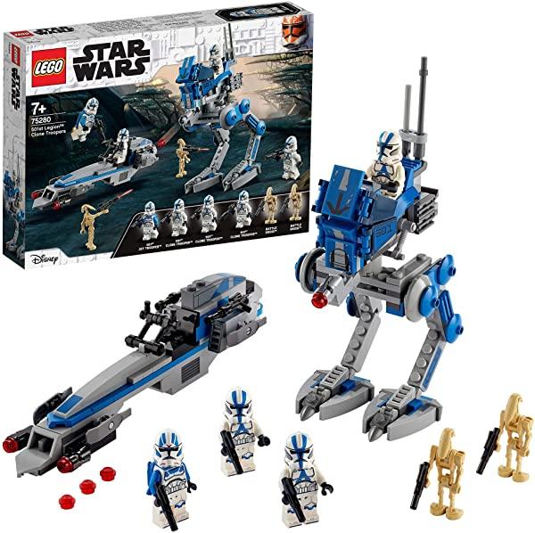 LEGO Star Wars - Soldados Clon de la Legión 501 (75280)