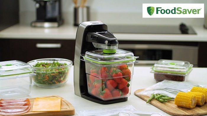 FoodSaver Fresh Appliance Envasadora al vacío