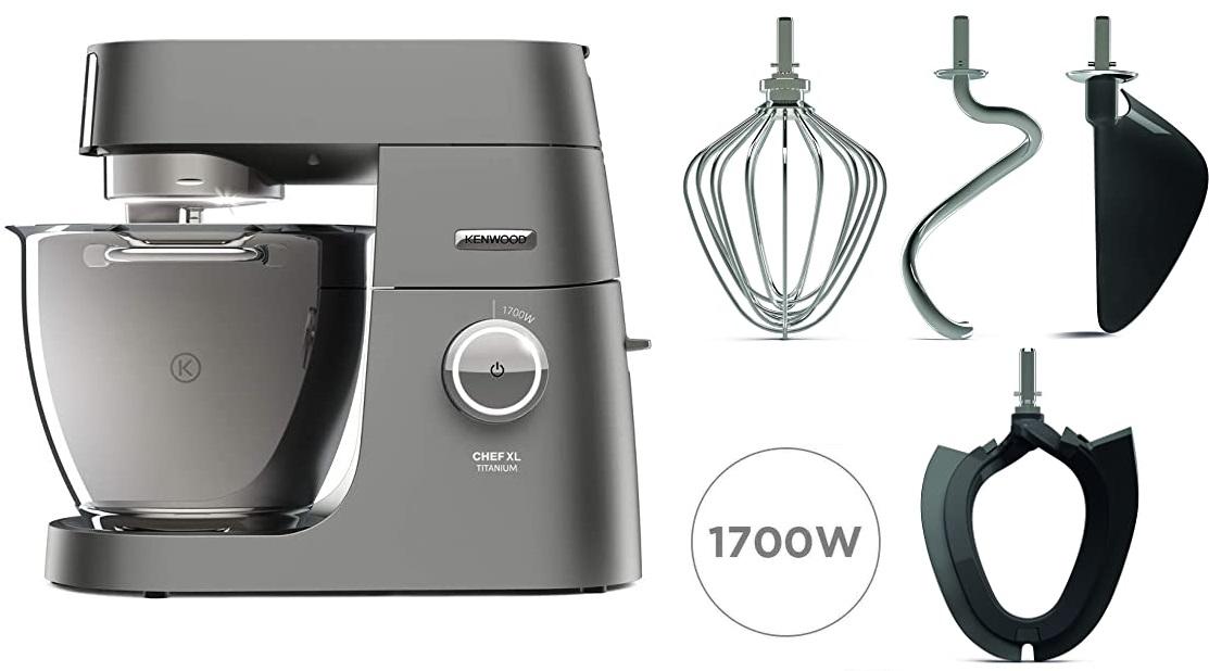 Robot de cocina Kenwood Chef XL Titanium KVL8300S barato