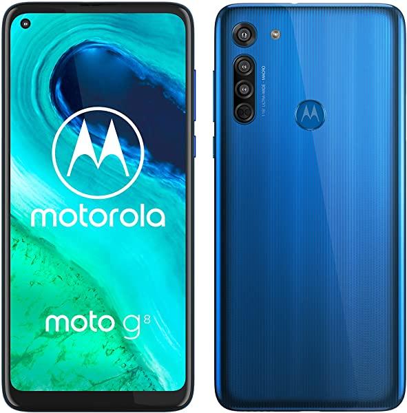 Smartphone Motorola Moto G8 [Exclusivo Amazon]