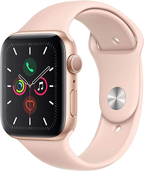 ¡Chollo! Apple Watch Series 5 (GPS) de 44mm
