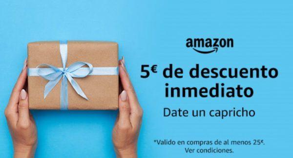 5€ para Amazon