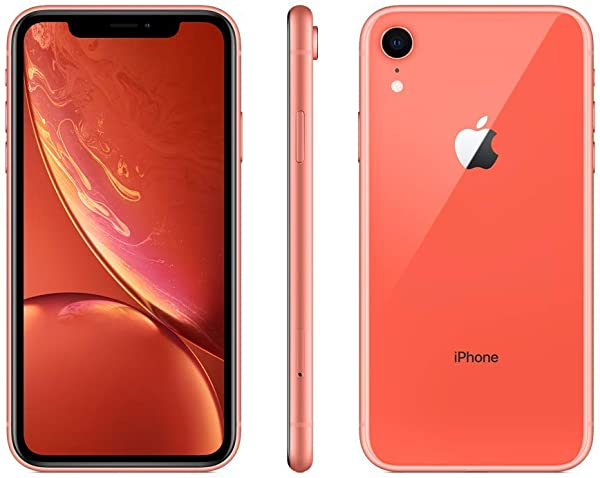 Apple iPhone XR (64GB) - Coral