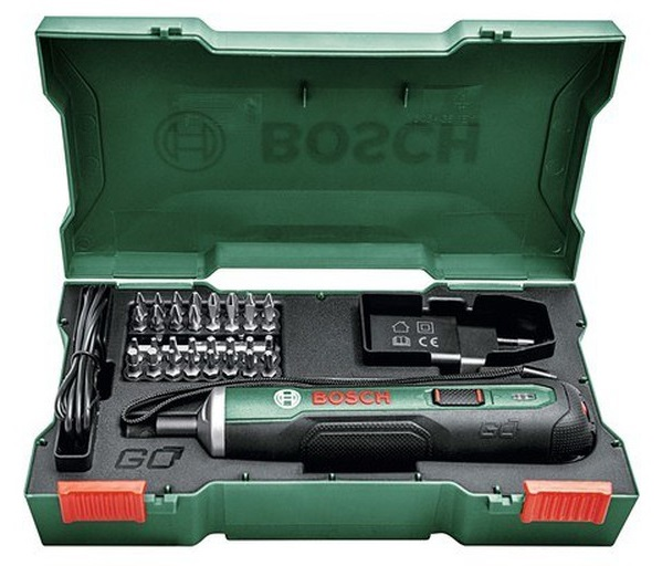 Bosch Push Drive - Atornillador