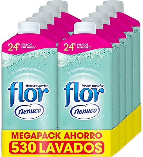 Pack 10 Suavizante Flor Nenuco