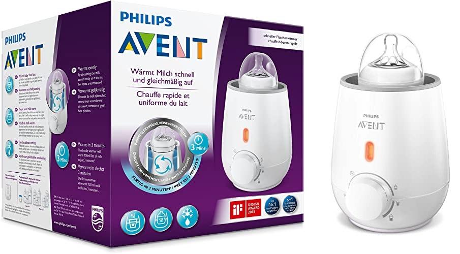 Philips Avent SCF355 - Calienta Biberón Rápido