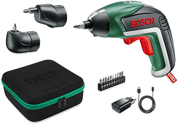 Set Bosch IXO- Atornillador a batería