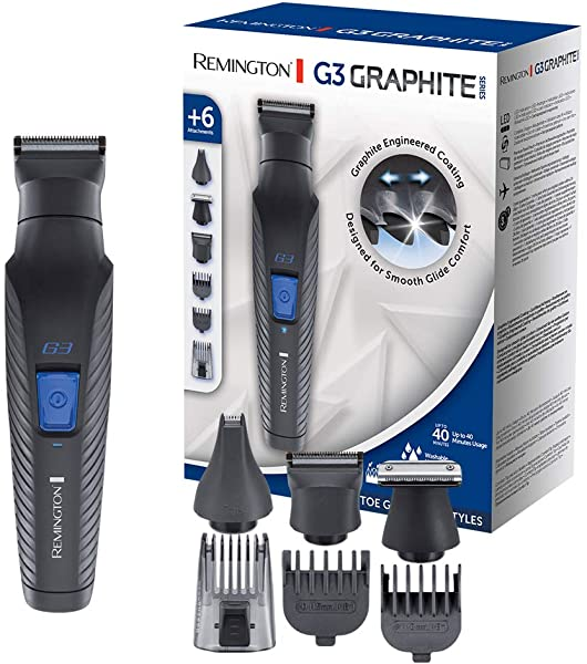 Set Remington G3 Graphite Series PG3000