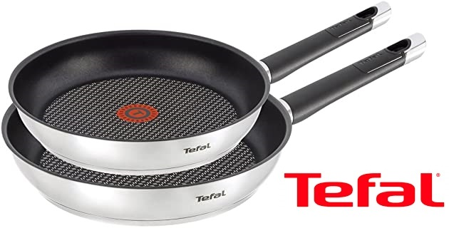 Tefal Emotion - Pack de 2 Sartenes de 20 - 26 cm