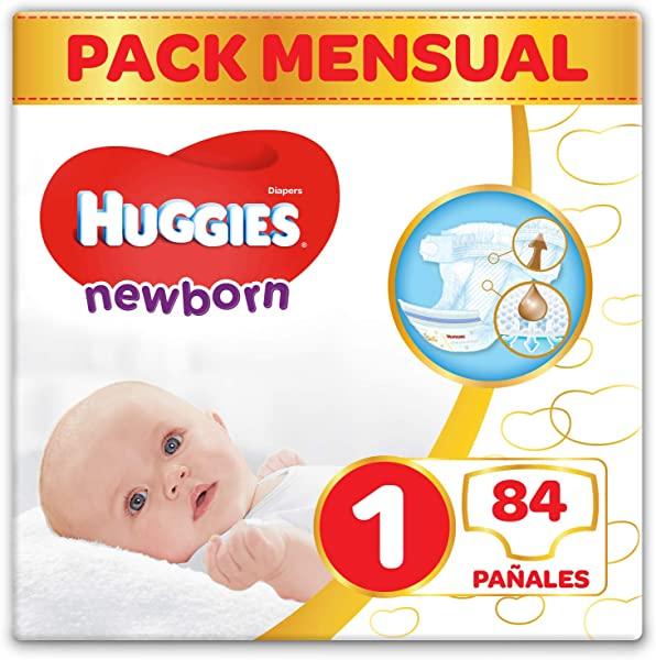 Pañales Huggies Newborn Talla 1