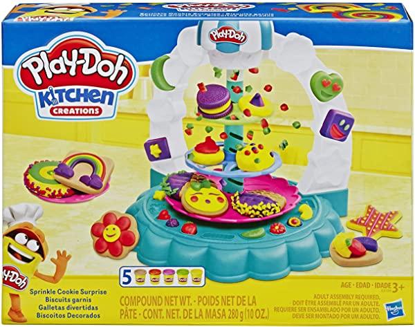 Play Doh - Dulce Fábrica de Cookies (Hasbro E5109EU4)