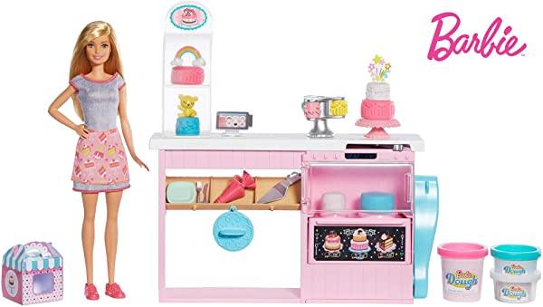 Barbie y su pastelería (Mattel GFP59)