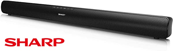 Barra de sonido Bluetooth SHARP HT-SB95 2.0 de 40W