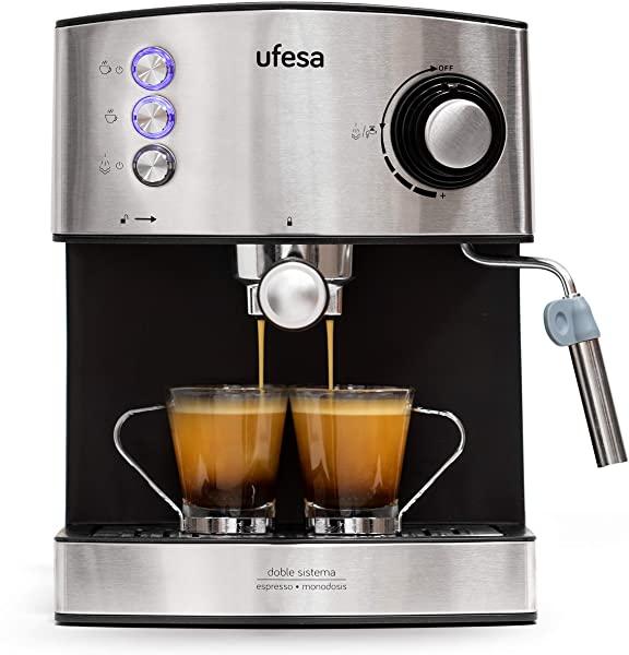 Cafetera espresso Ufesa CE7240