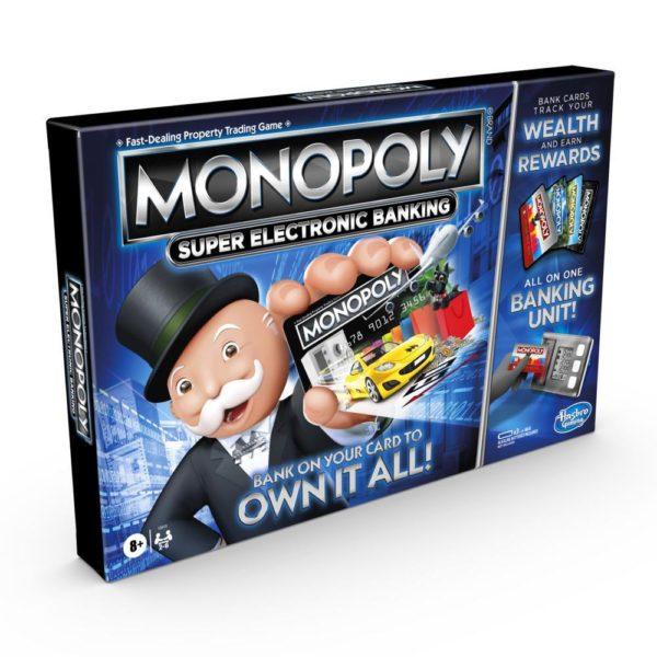 Monopoly Recompensas Exclusivas E8978105